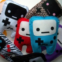 Bande of Geeks Game Boy Peluches