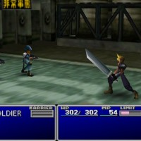 Final Fantasy VII combat
