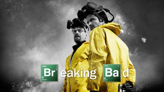 Breaking Bad Walter et Jesse