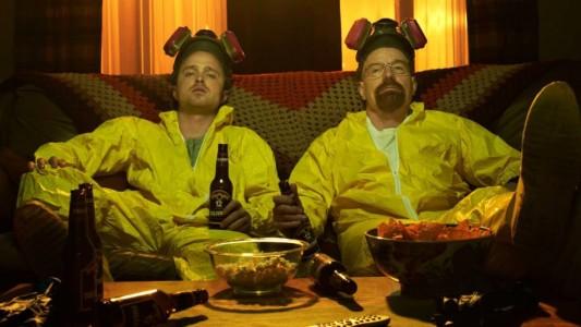 Breaking Bad Walt et Jesse