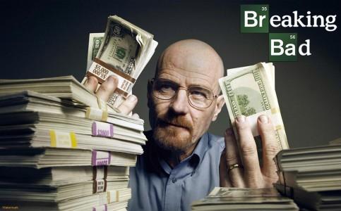 Breaking Bad argent