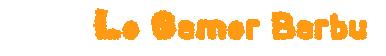 Le gamer Barbu logo