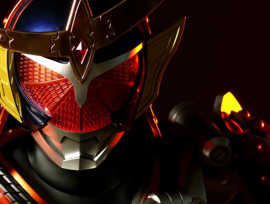 L'image de la Semaine 5 - Kamen Rider Gaim