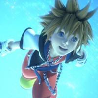 Kingdom Hearts Dream Drop Distance - Sora