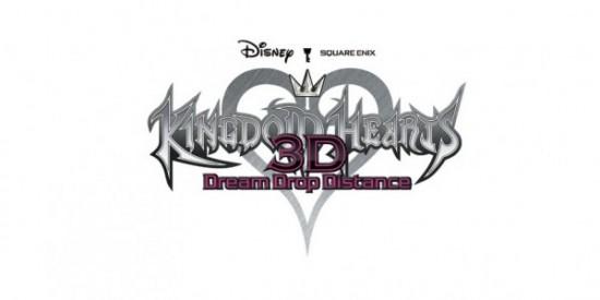 Kingdom Hearts Dream Drop Distance - logo