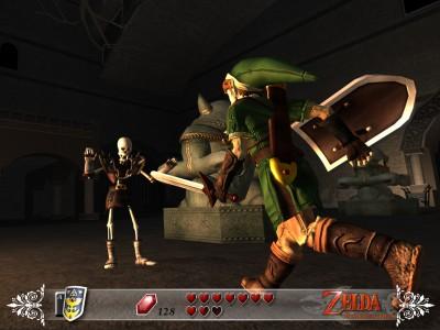 Zelda Link's Awakening Renaissance - screenshot