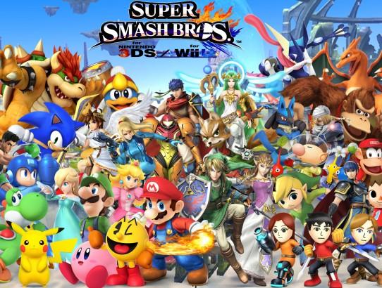 Super Smash Bros for Wii U - Une attente fébrile