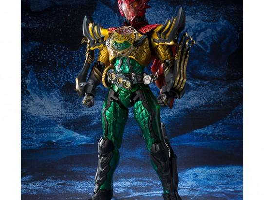 De nouvelles S.I.C Kamen Rider OOO annoncées (1)