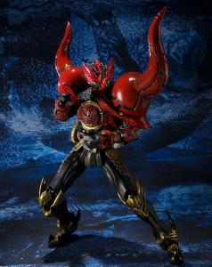 S.I.C Kamen Rider OOO Tamashii Combo