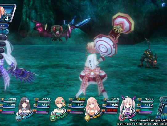 Omega Quintet copier-coller Compile Heart Band of Geeks (1)