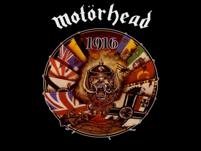 motorhead 1916 artwork