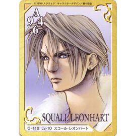 Triple Triad Squall Leonheart