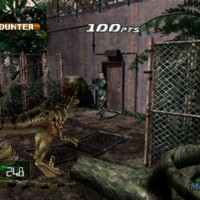 Dino Crisis 2 PlayStation