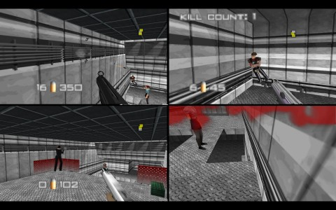 Goldeneye 007 match multijoueur