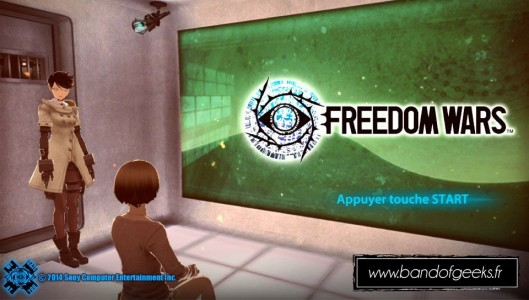 Guide Freedom Wars 0 annee (2)