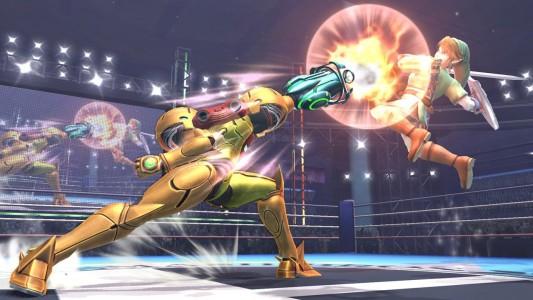 Noël approche Super Smash Bros