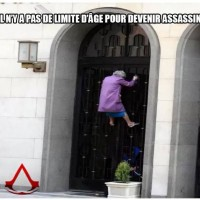 grand-mère Assassins Creed Rogue