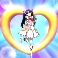 Cross Ange magical girl