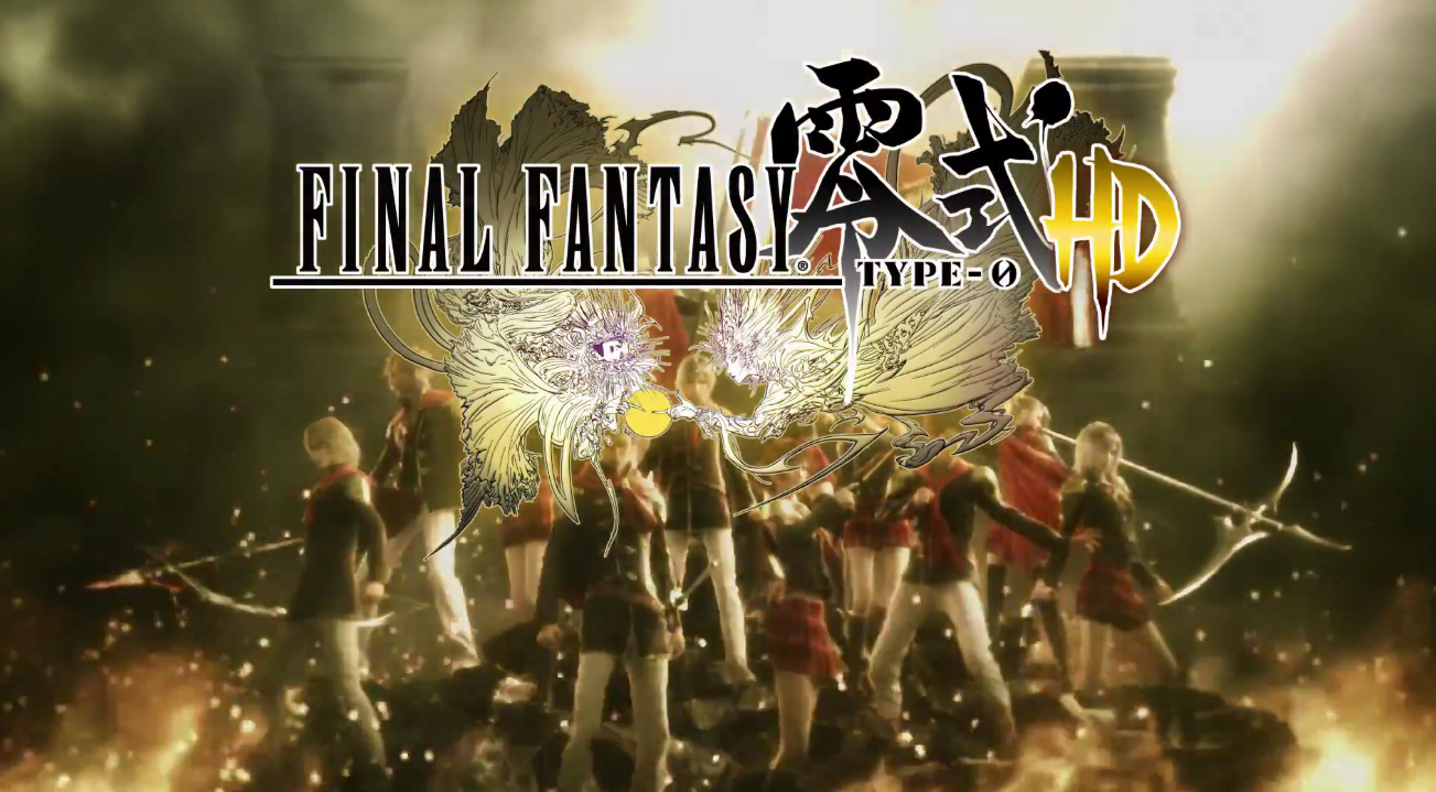 Final Fantasy Type 0 HD Logo