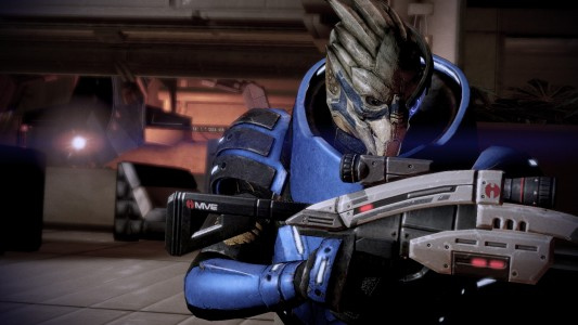 Garrus Mass Effect