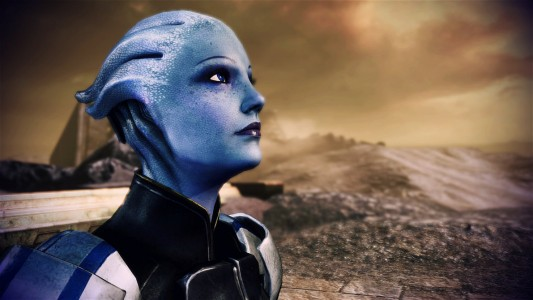 Liara Mass effect 2
