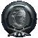 Mass Effect Bronze Trophy Ally Asari