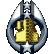 Mass Effect Bronze Trophy Power Warp