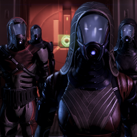 Quarian Tali Mass Effect