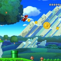 Wii U New Super Mario Bros U