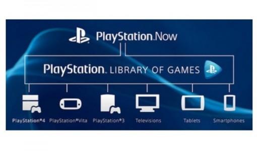 Dématérialisation PlayStation Now