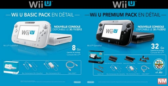 Dématérialisation Wii U