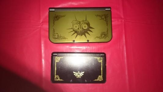 Consoles Nintendo 3DS et New 3DS