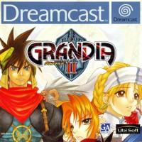 Grandia II jaquette Dreamcast