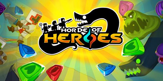 Horde of Heroes logo