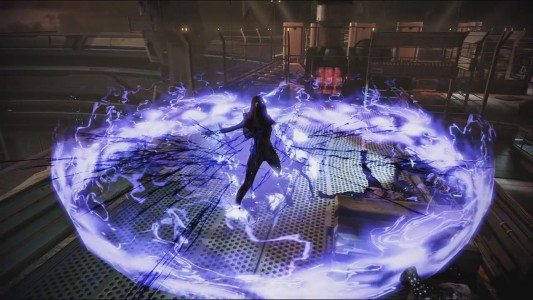 Mass Effect Biotic Wave