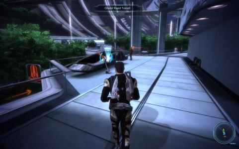 Mass Effect Citadel Rapid Transit