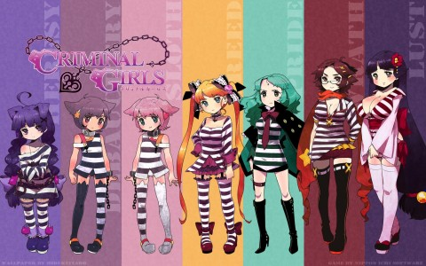 Criminal Girls Invite Only 2