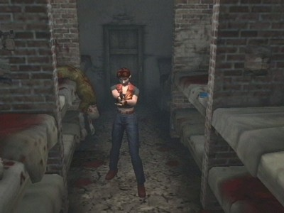 Dreamcast Resident Evil Code Veronica