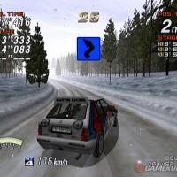 Dreamcast Sega Rally