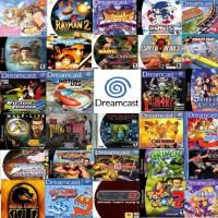 Dreamcast jeux