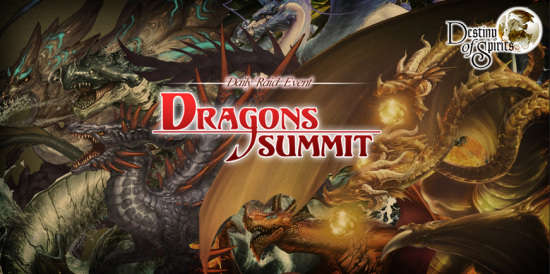 Destiny of Spirits Dragons Summit