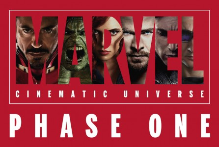 Marvel Cinematic Universe - Phase 1