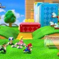 Super Mario 3D World 4 joueurs