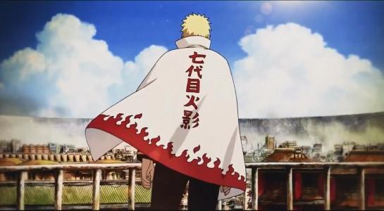 Naruto Gaiden The Seventh Hokage Naruto Hokage