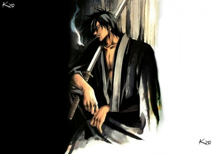 Samuraï Deeper Kyo