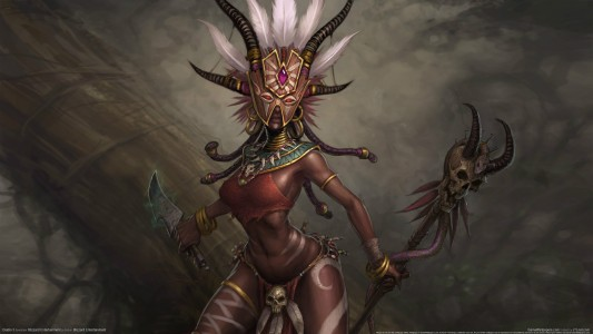 Witch doctor Diablo III Band of Geeks