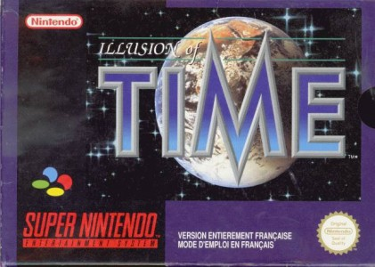 retrogaming Illusion of time