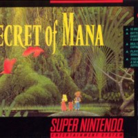 retrogaming Secret of Mana