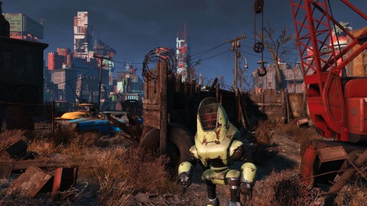 Fallout 4 Band of Geeks