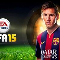 Jeux à saga Fifa 15
